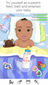 My Baby Sim iPhone Game