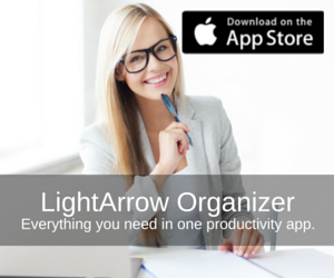 LightArrow Organizer