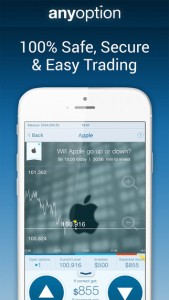 Binary Options Trading - anyoption iPhone App