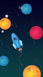 Planet Surfer iPhone Game