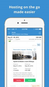 HomeAway Asia iPhone App