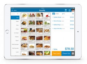 POS | Point of Sale by Kounta iPad App
