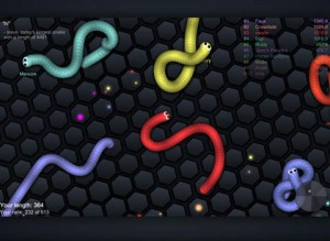slither.io iPhone Game