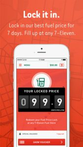 7-Eleven Fuel iPhone App