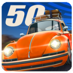 50 Miles Features Action-Packed Racing Gameplay