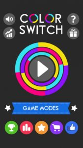 Color Switch iPhone Game