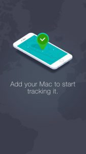 Track My Mac iPhone App