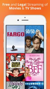 Tubi TV iPhone App