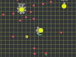 Diepa wars io iPhone Game