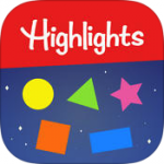 Highlights Shapes Lets Your Child Learn While Playing