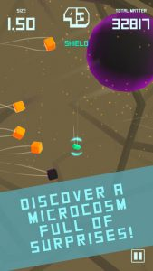 The Dark Matter iPhone App Review