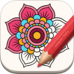 Colory is a Beautiful Adult Coloring Book