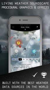 Weather Gods iPhone App Review